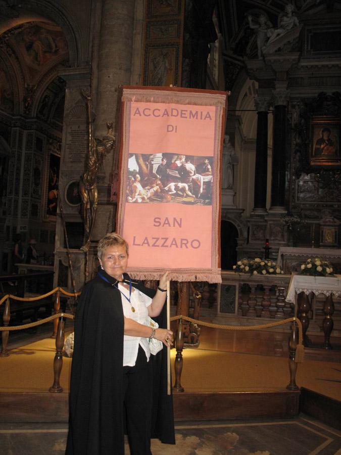 Cerimonia Accademia di San Lazzaro