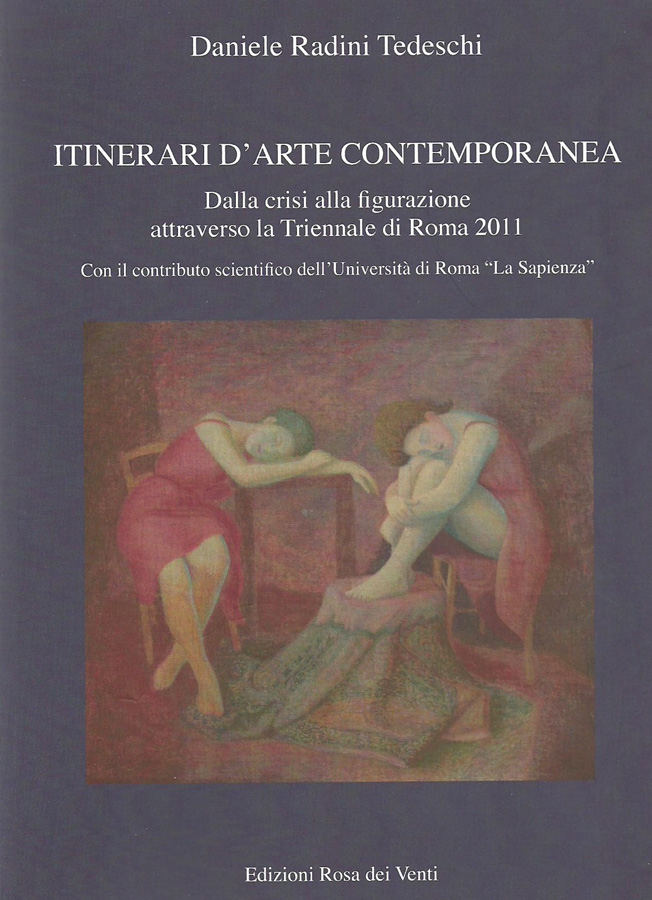 Itinerari d'Arte Contemporanea - Copertina