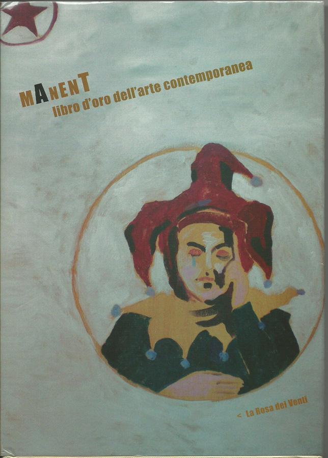 Libro d'oro dell'Arte Contemporanea - Copertina